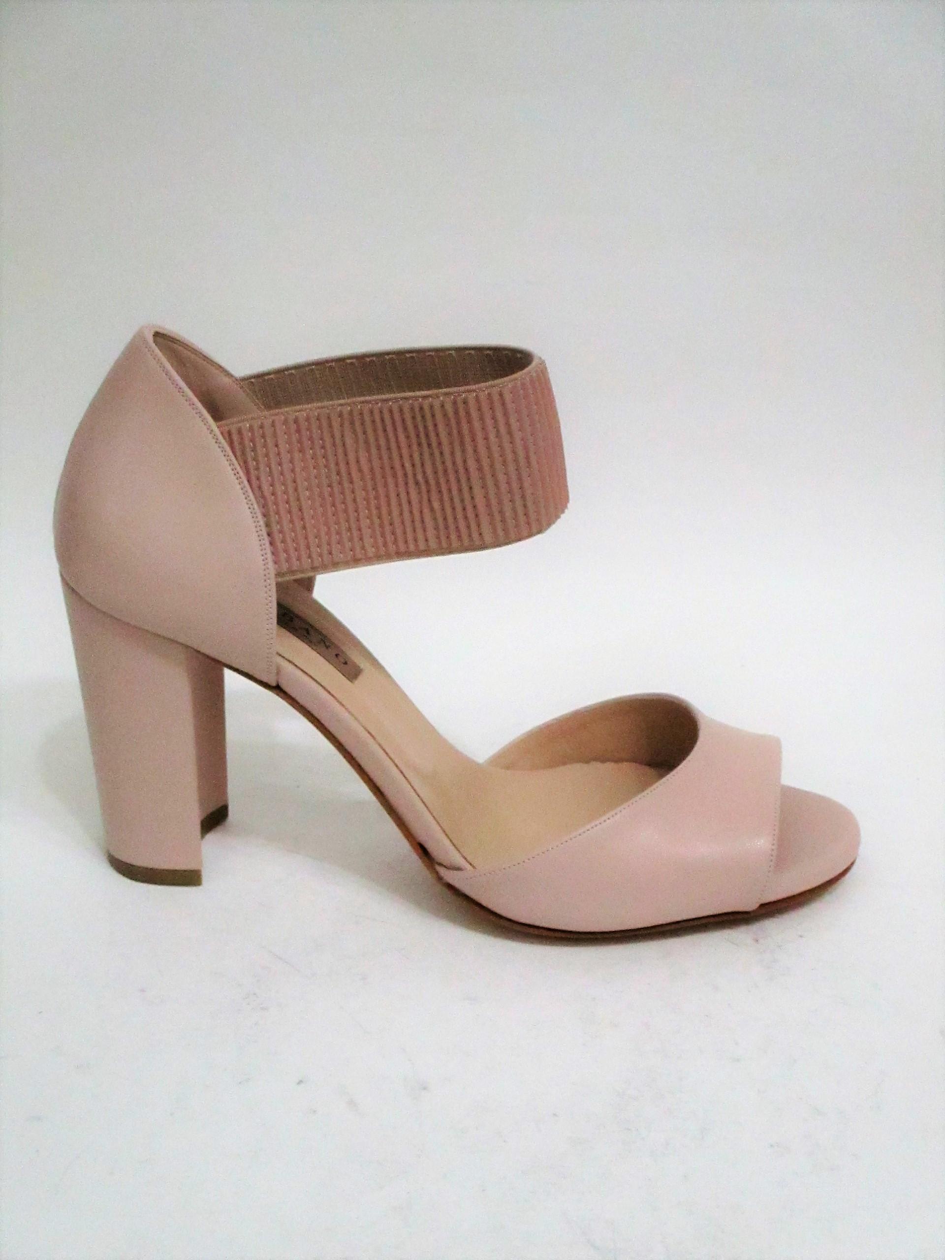 wholesale dealer 80c7e 905ce Sandalo Pelle Donna ALBANO 2090 Cipria